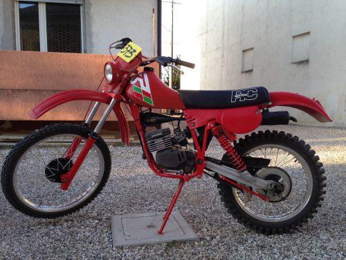 Aprilia RC 50 1981