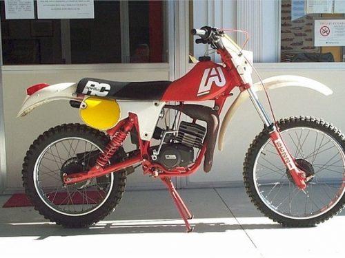 Aprilia RC 50 normale 1979-80